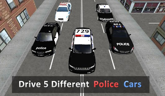 Police Traffic Racer - screenshot thumbnail