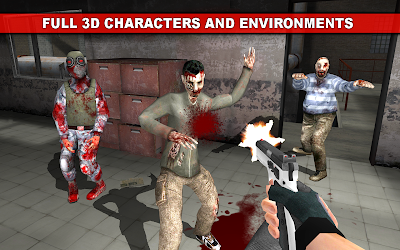 The Dead Town: Walking Zombies - screenshot