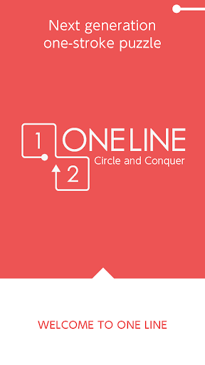 ONE LINE -Circle and Conquer-