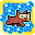 Subdog underwater adventure icon