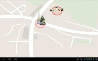 Screenshot of Revolution: Maidan defence