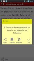 Screenshot of Pregai! - a Bíblia do Pregador