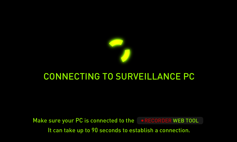 Home Video Surveillance- screenshot