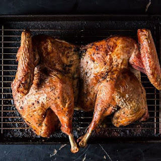 Spatchcocked Roast Turkey