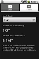 Screenshot of Electrical Conduit Bender Free
