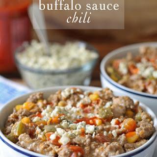 Buffalo Sauce Chili