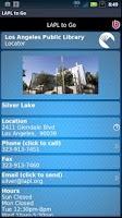 Screenshot of LAPL to Go