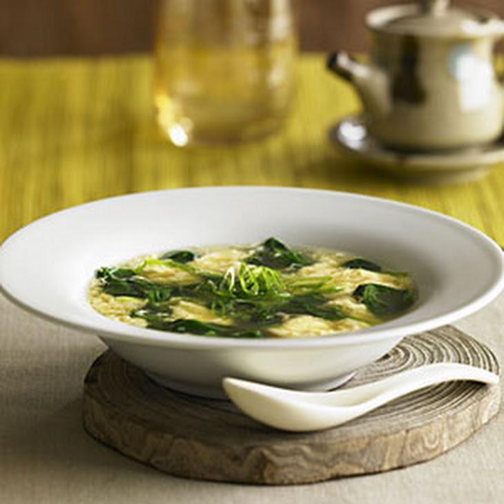 Egg Flower Soup Recipe
