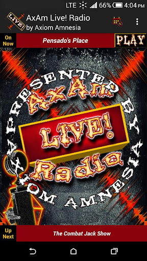 AxAm Live Radio