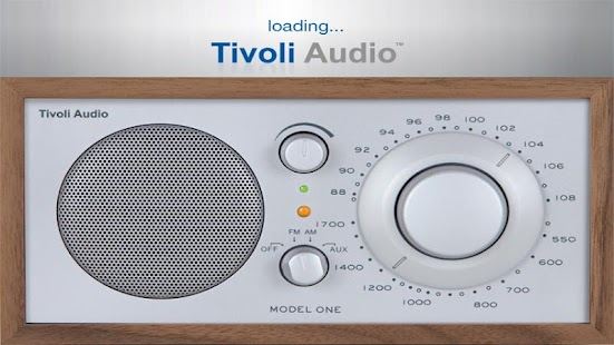 Tivoli Internet Radio- screenshot thumbnail