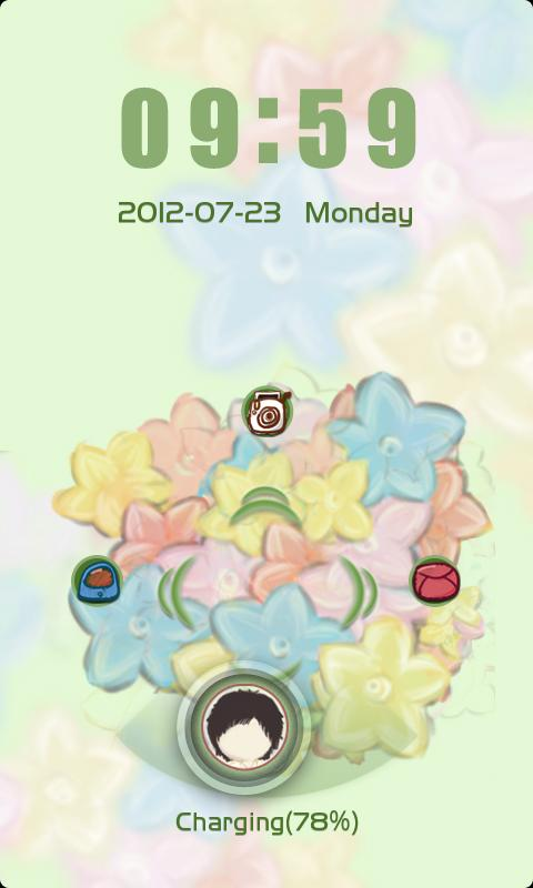 ZLOTUS boy GO Locker Theme - screenshot