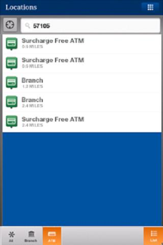 Great Western Bank Mobile - screenshot