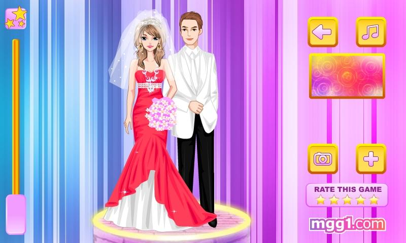 Wedding on Valentine's Day - screenshot