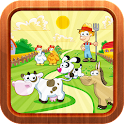 Farm Animals For Toddlers icon