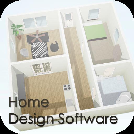 家居设计软件 生活 App LOGO-硬是要APP