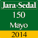 Jara Y Sedal 150 Mayo 2014 icon