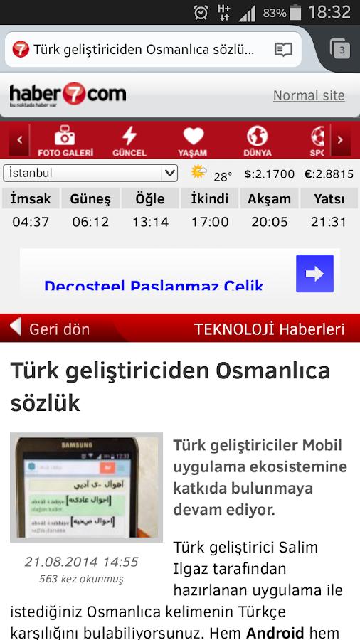 ottoman english dictionary 1