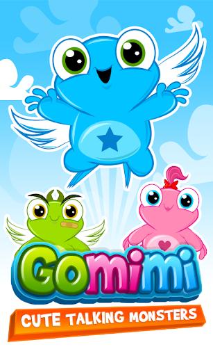 Gomimi怪物说话