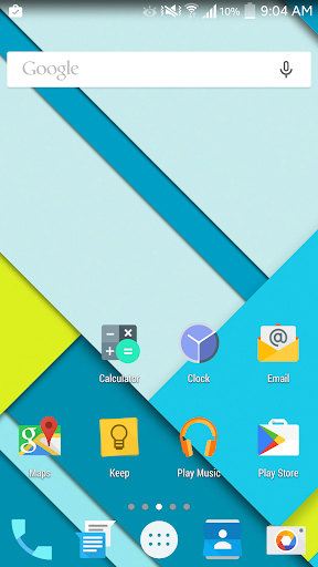 Lcons 5.0 Lollipop