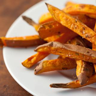 Quick Sweet Potato Fries