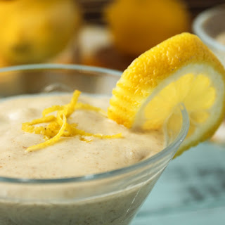 Lemon Cheesecake Smoothie - Dairy Free & Paleo