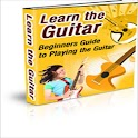 Learn To Play The Guitar logo