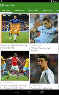 Onefootball Live Soccer Scores Screenshot 24