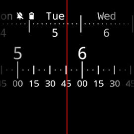 Meter Watch Face for Wear Screenshot 2