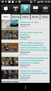 CRTVG Informativos e Directos - náhled