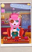 Screenshot of Monster Hair Salon