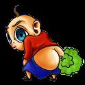 Farts & Burps! Free logo