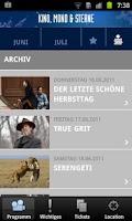 Screenshot of Kino, Mond & Sterne