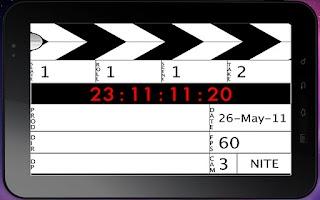 Screenshot of Digital Slate
