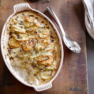Herbed Potato Gratin