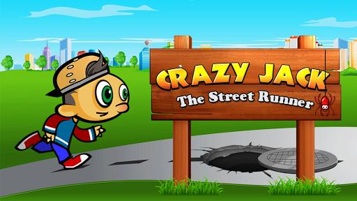 Crazy Jack - The Street Runner