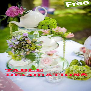 Table Decorations - Android Apps on Google Play