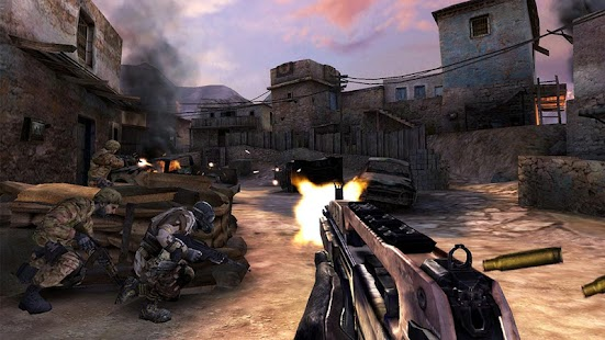 Call of Duty®: Strike Team Screenshot