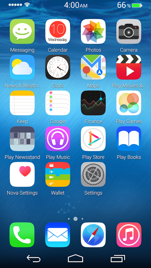 Iphone theme v3 0 download