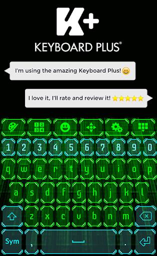 Hacker Keyboard Theme