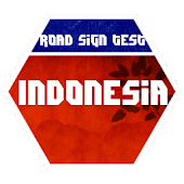 Indonesia Road Sign Test