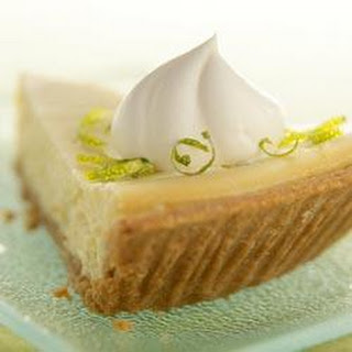 PHILADELPHIA® 3-STEP® Key Lime Cheesecake.