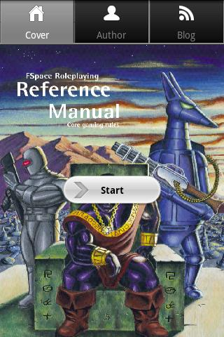 FSpaceRPG Reference Manual 1