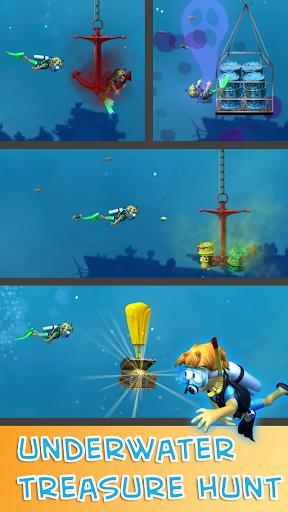 Underwater Treasure Hunter