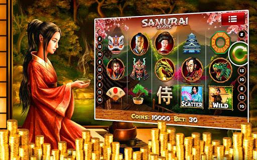 Samurai - Slot Machines Pokies