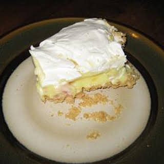Lemon Freeze Pie.