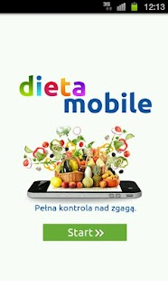 Dieta Mobile- screenshot thumbnail