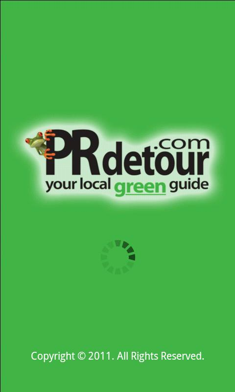 PRdetour - screenshot