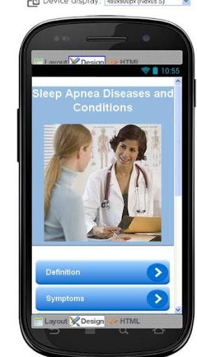 Sleep Apnea Disease Symptoms