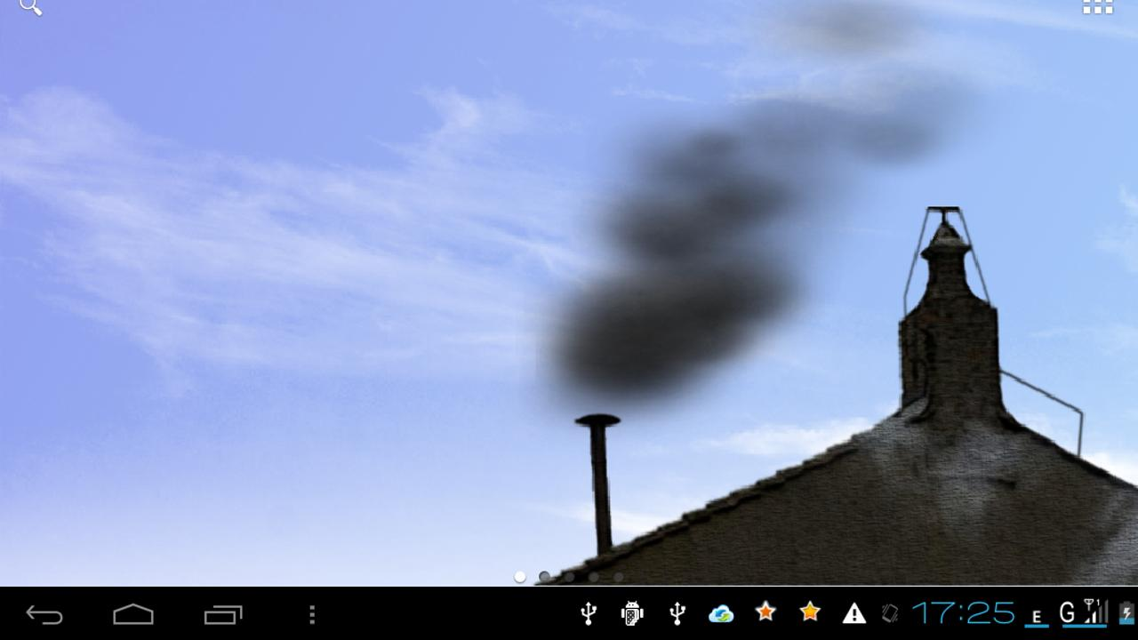 Pope Smoke Live Wallpaper- screenshot