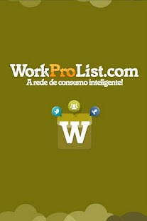 WorkProList - screenshot thumbnail